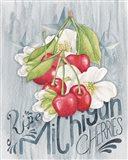 American Berries III Art Print