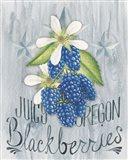 American Berries IV Art Print