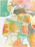 The Visit Cool Chromatic Art Print