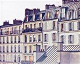 Bon Nuit Paris Art Print