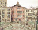 Sunday Morning in Venice Art Print