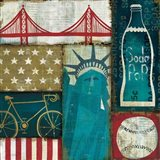 American Pop I Art Print