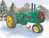Christmas in the Heartland III Art Print