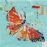 Monarch I Crop Art Print