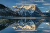 Kananaskis Lake Reflection Art Print
