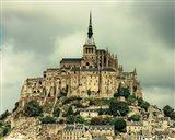 Mont St. Michel Art Print
