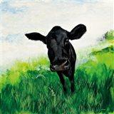 Farm Team II Art Print