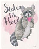 My Furry Valentine I Art Print