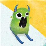 Xtreme Monsters II Art Print