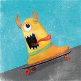 Xtreme Monsters IV Art Print