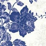Toile Roses IV Art Print
