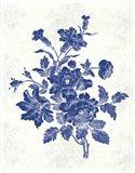 Toile Roses IX Art Print