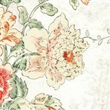 Cottage Roses IV Art Print