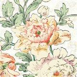 Cottage Roses VI Art Print