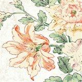 Cottage Roses VII Art Print