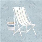Serene Seaside III Art Print