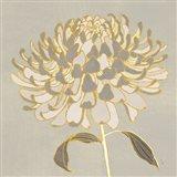Sarahs Garden Gatsby IV Art Print