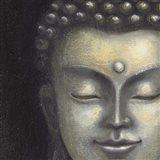 Serene Buddha I Crop Art Print