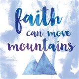 Words of Faith II Art Print