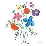 Floral Medley IV Art Print