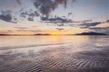 Samish Bay Sunset II Art Print