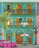 Havana III Art Print