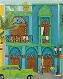 Havana IV Art Print
