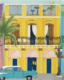 Havana V Art Print