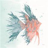 Splash V Art Print