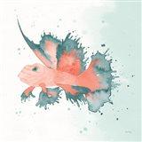 Splash VI Art Print