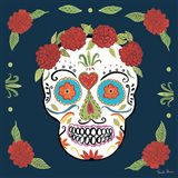 Day of the Dead III Art Print