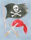Pirates II Art Print