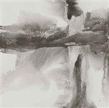 Gray Tones II Art Print