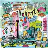 Global Travel XIII Art Print