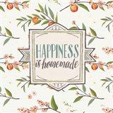 Sweet Life VI White v2 Art Print