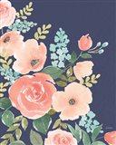 Blooming Delight I Art Print