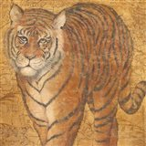 Grand Tiger Art Print