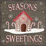 Christmas Cheer VII Seasons Sweetings Art Print