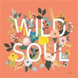 Wild Garden I Art Print