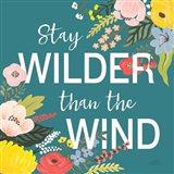 Wild Garden III Art Print