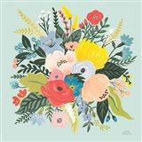 Wild Garden V Art Print