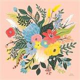 Wild Garden VI Art Print