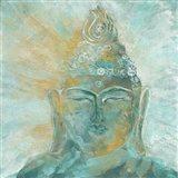 Buddha Bright I Art Print