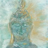 Buddha Bright II Art Print