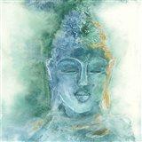 Gilded Buddha II Art Print