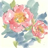 Peony in the Pink I Art Print