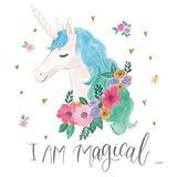 Magical Friends IV Art Print