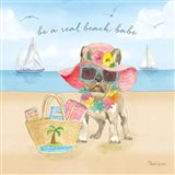 Summer Paws IV Art Print