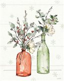 Modern Farmhouse II Christmas Art Print