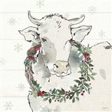 Modern Farmhouse XII Christmas Art Print